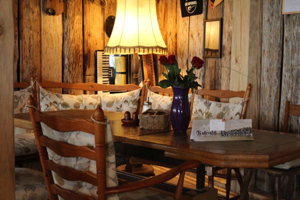 Interior at Kūriņš restaurant