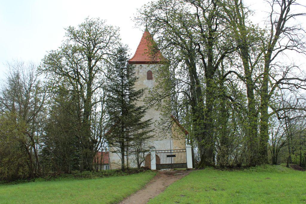 Valtaiķi church