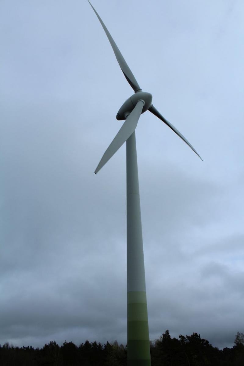 Wind Generator near Liepāja