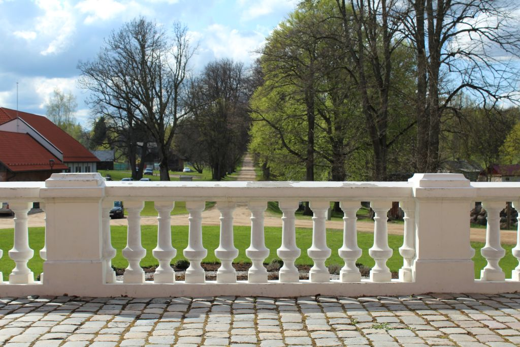 Decorative handrail ar Dairy Manor Berghof
