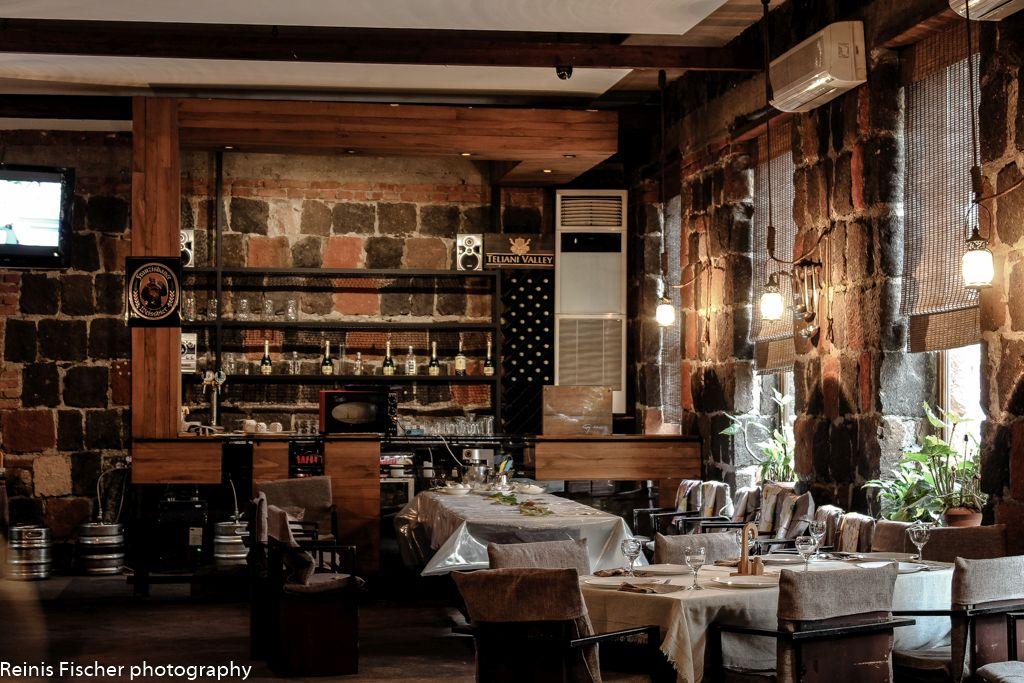 Restaurant Sareckela in Tbilisi
