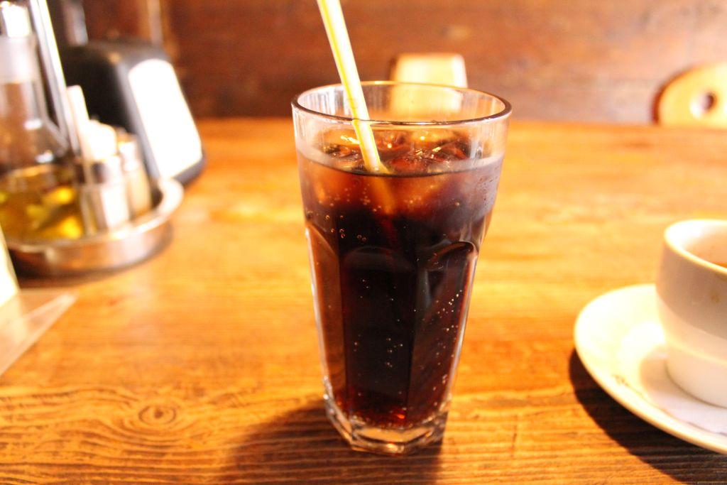 Daily dose of Coke