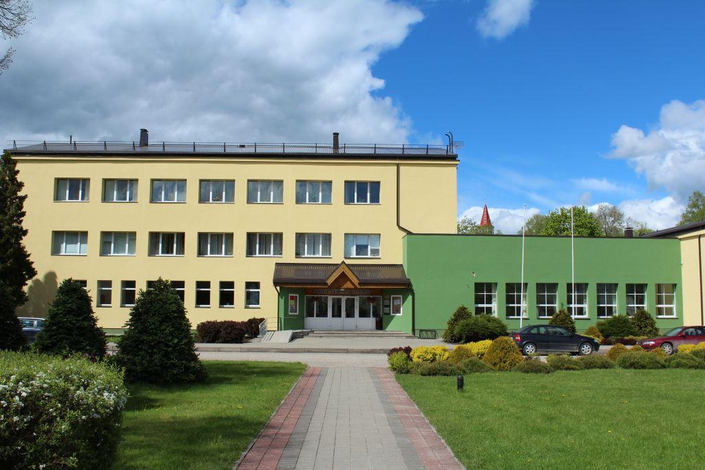 Skrunda Cultural center