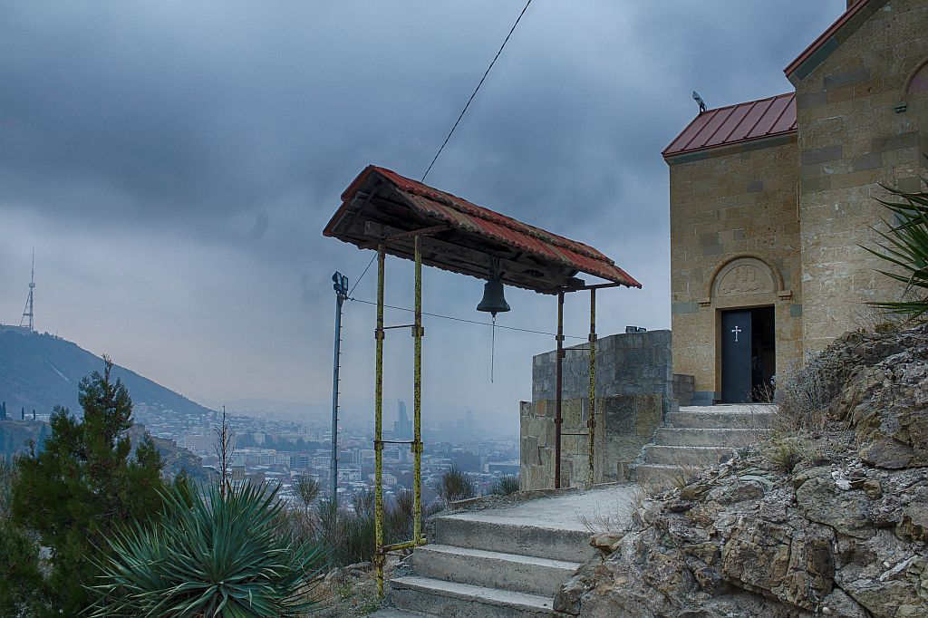 Tabor Monastery of the Transformation in Tbilisi