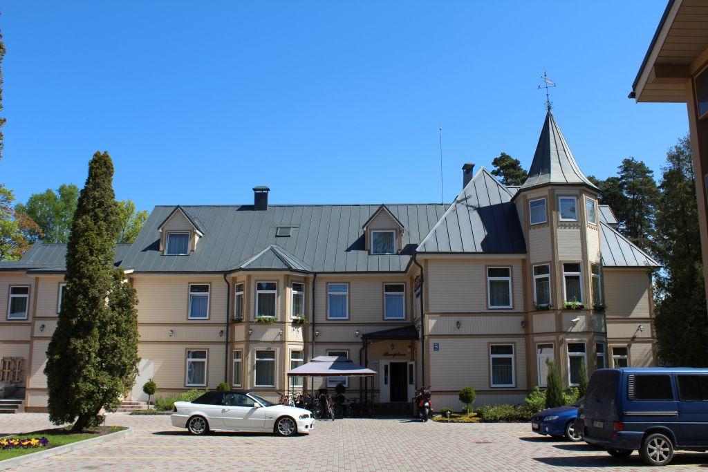 Hotel Dzintars in Jūrmala