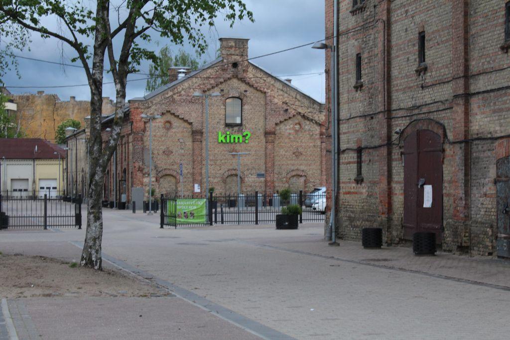 Spikeri Quarter in Riga