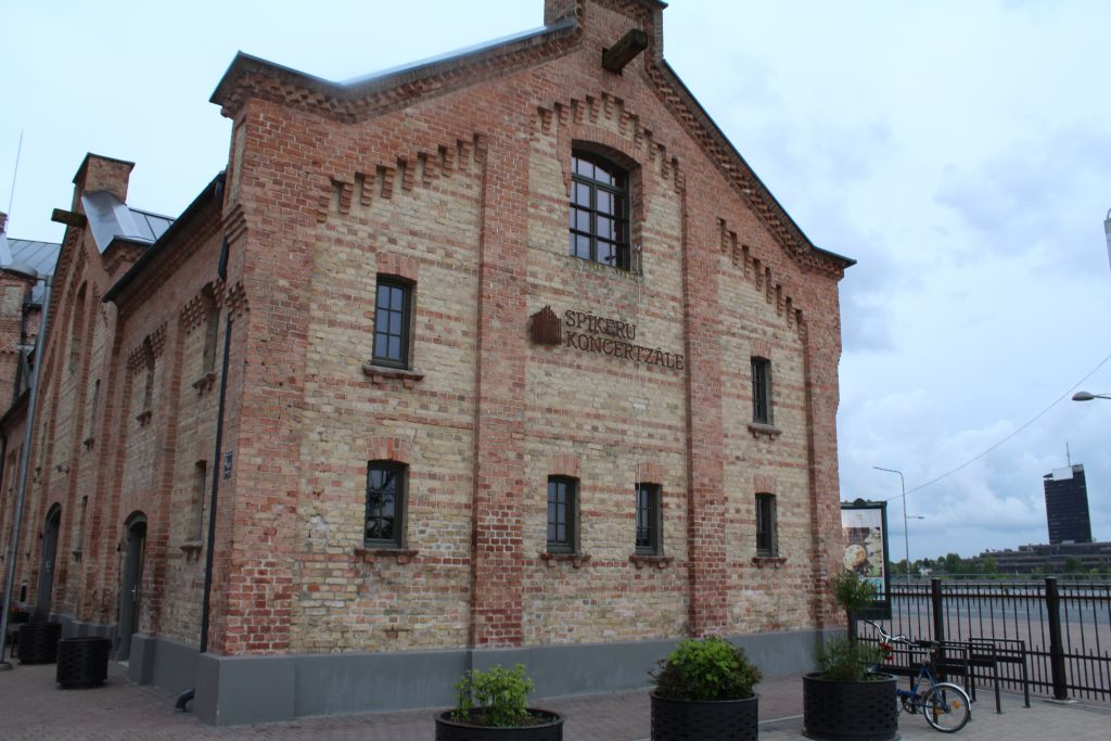 Sikeri concerthall
