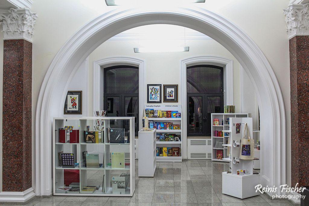 Souvenir shop at MOMA