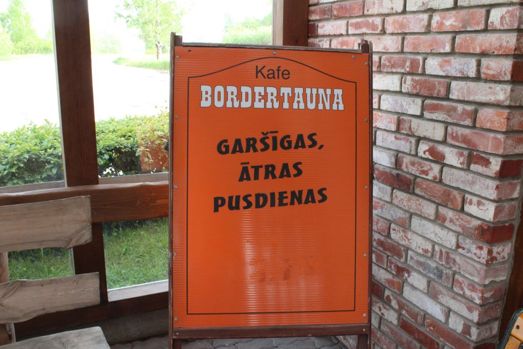 Cafe Bordertauna