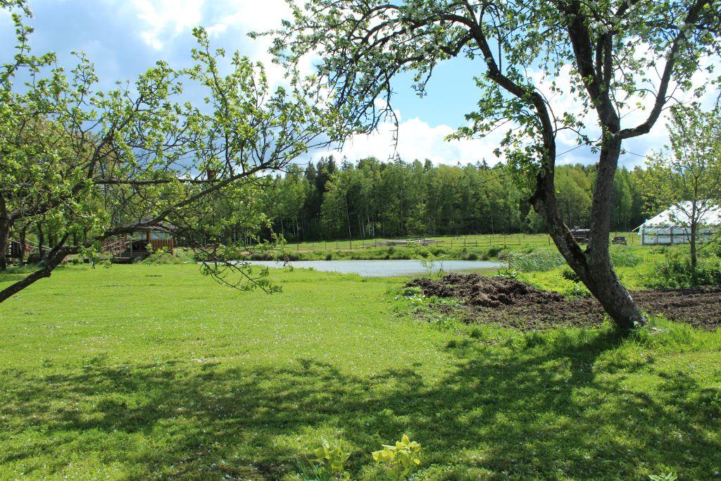 Bandžēni farm in Courland