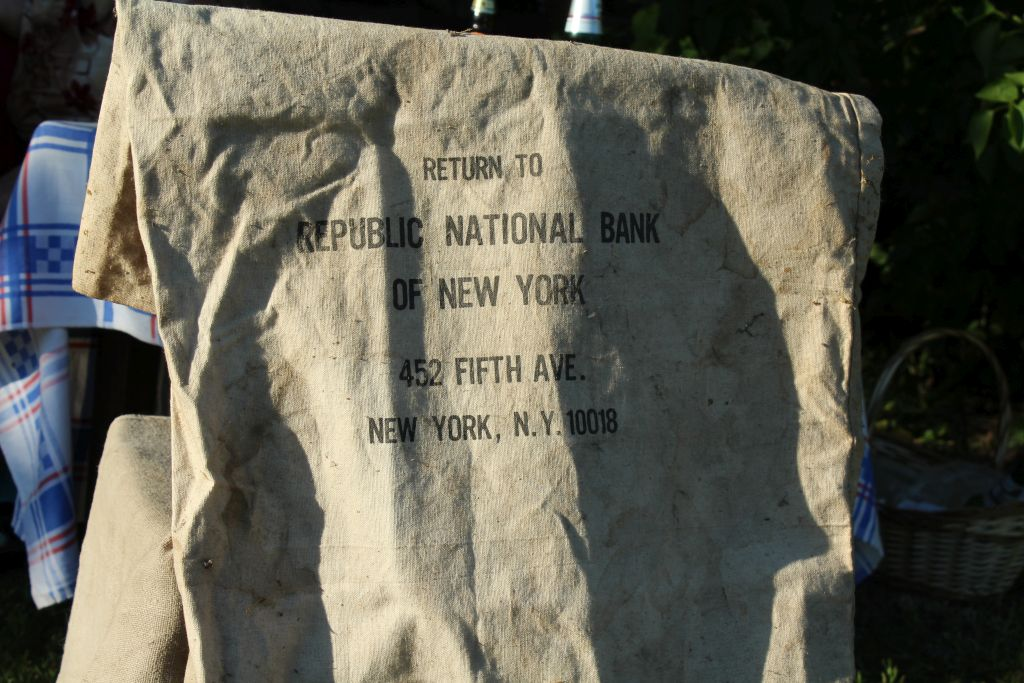 Return to National Bank of New York