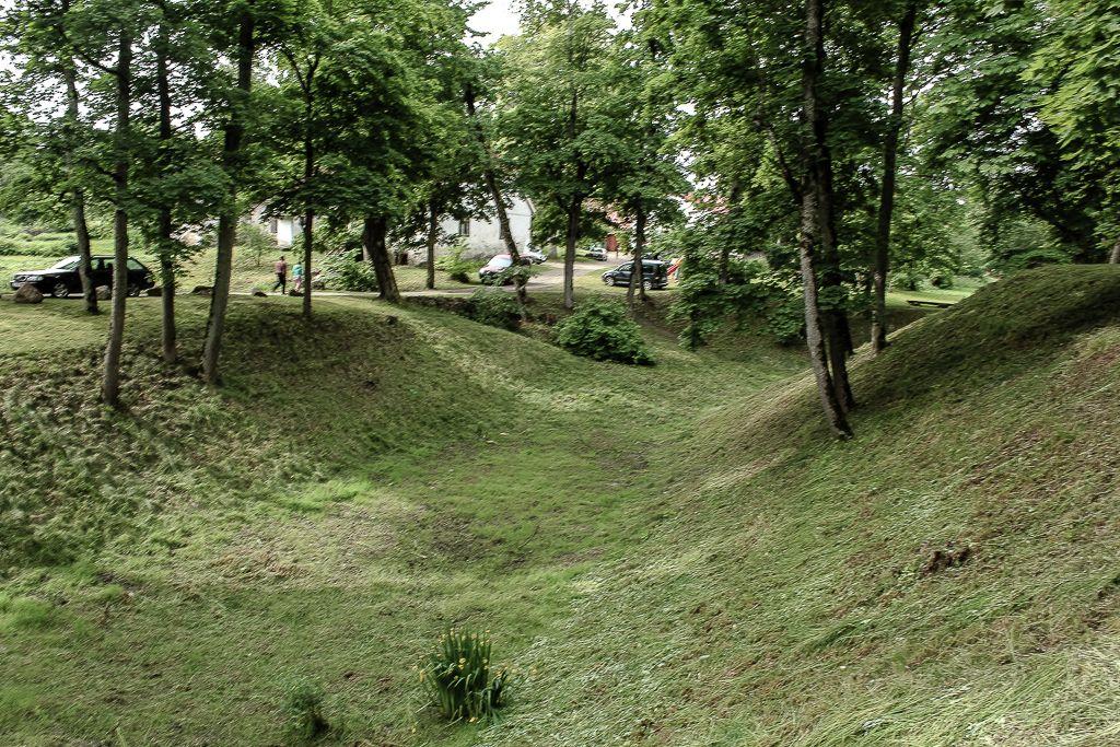Edole castle park territory