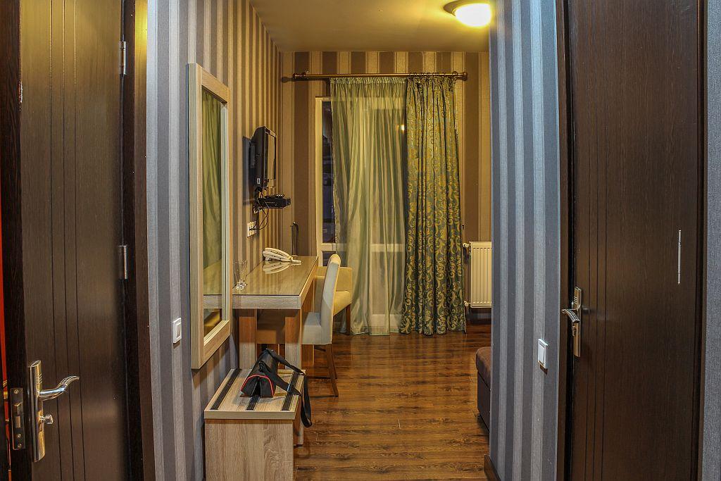 Lux room at Hotel Edelweiss in Gudauri