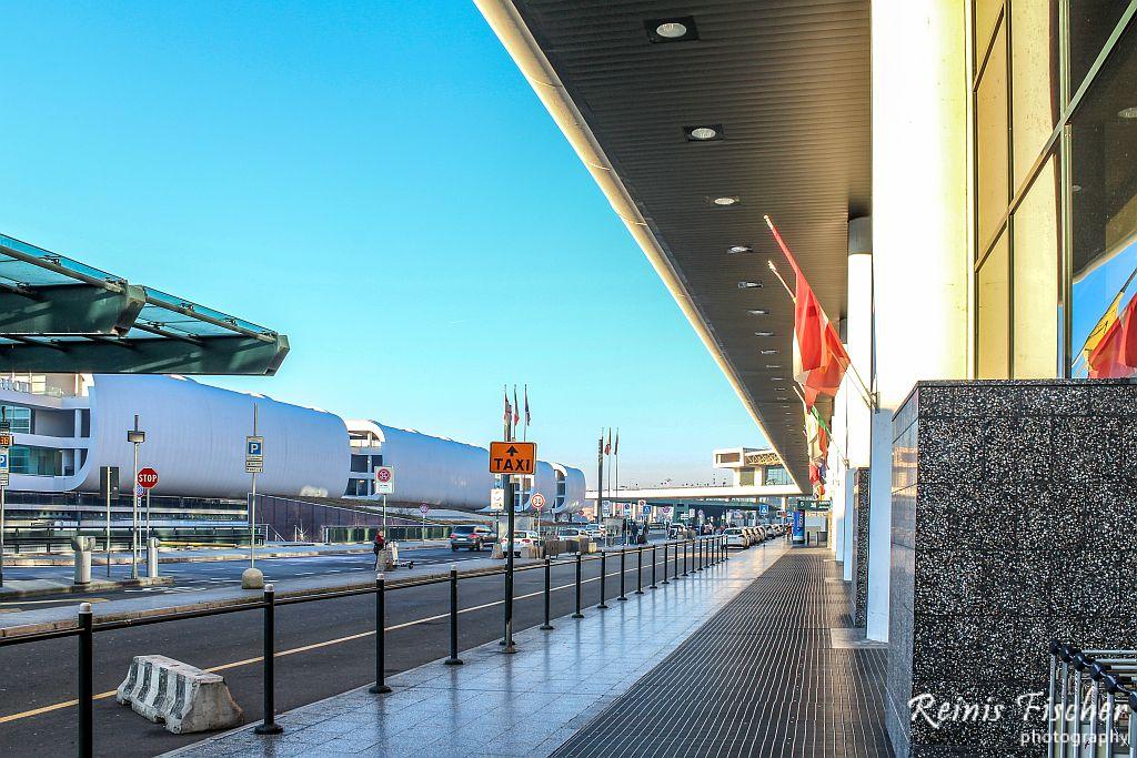 Milan/Malpensa Airport Terminal