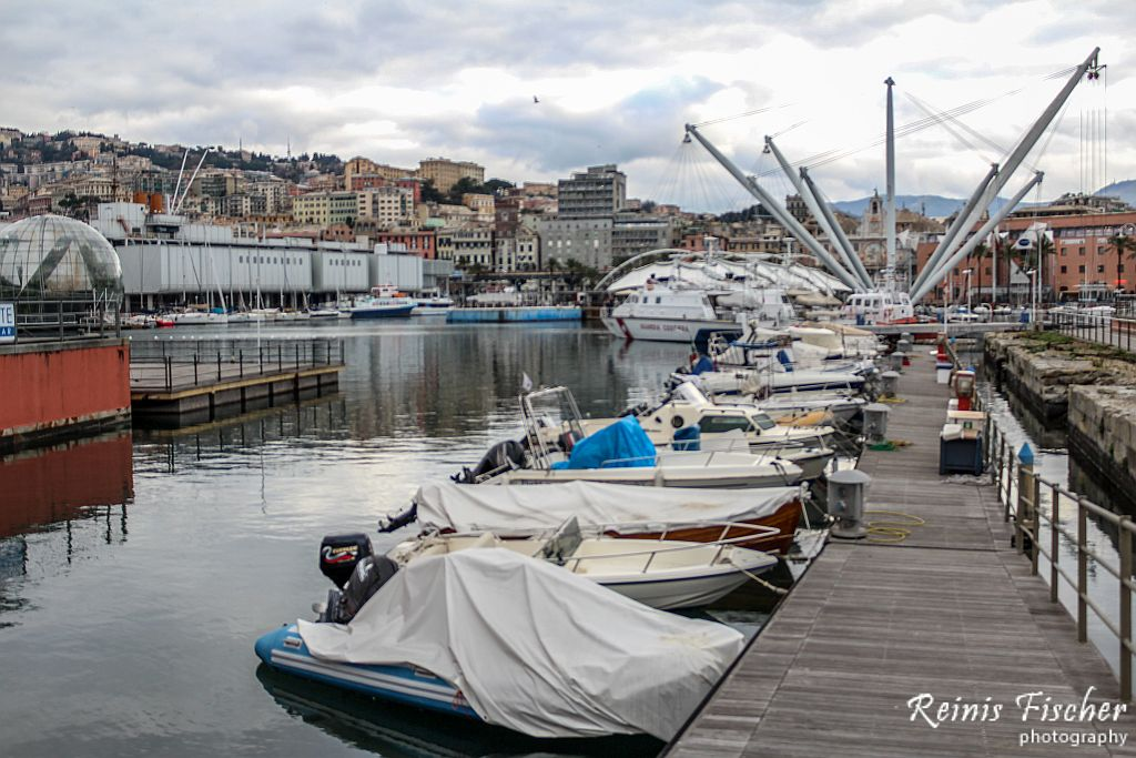 Boat decks