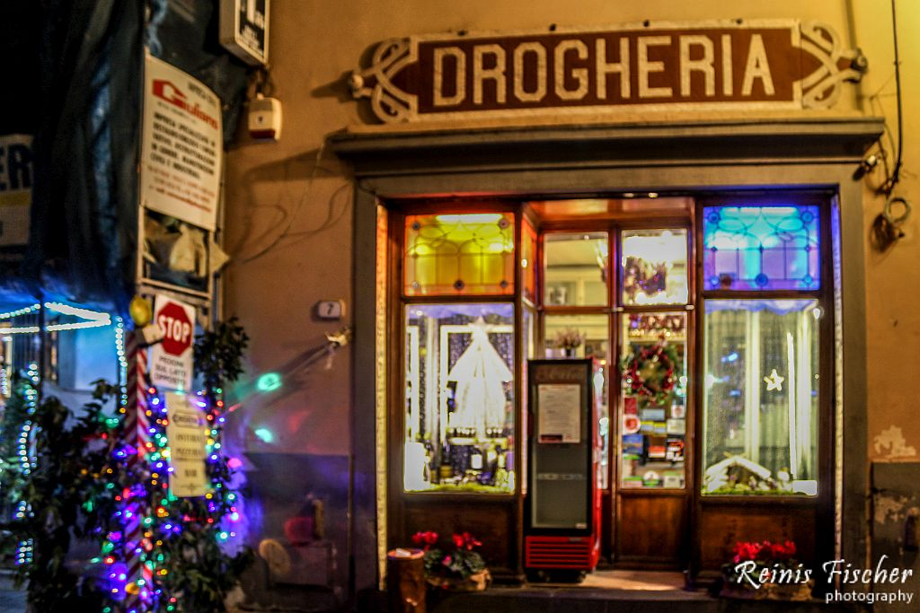 Antica Drogheria in Lucca, Italy