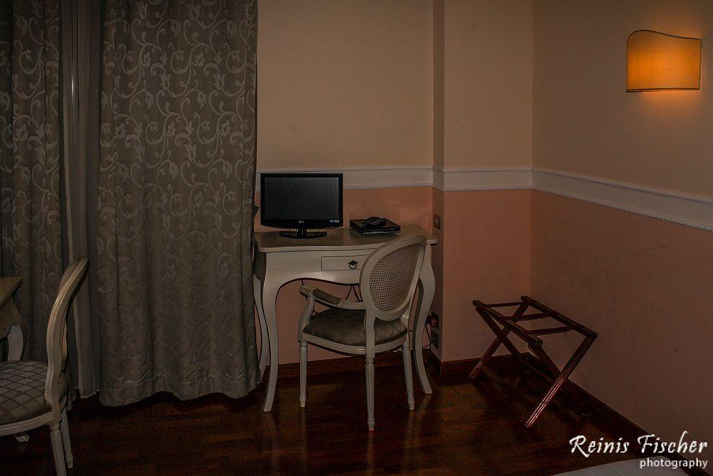 Interior at Villa Carlota