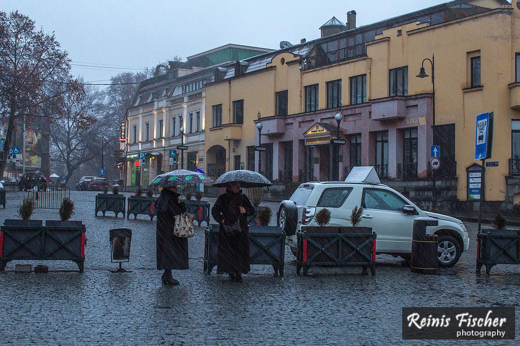 Tbilisi street photography