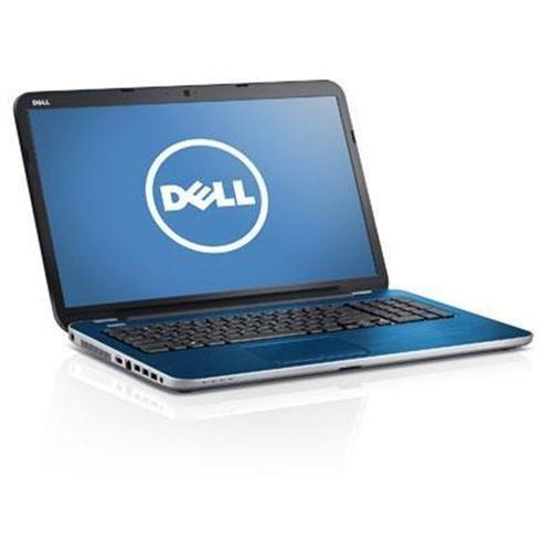 """Inspiron M731R 17.3"""" HD+ Notebook Computer, AMD Quad-Core A8-5545M 1.7GHz, 8GB RAM, 1TB HDD, Windows 8.1, Indigo Blue"""