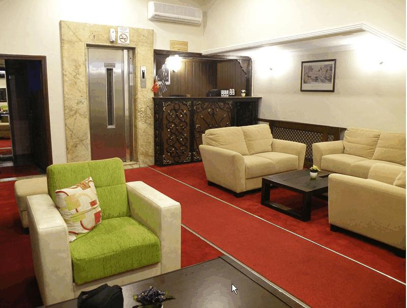 Kuleli Hotel Trabzon