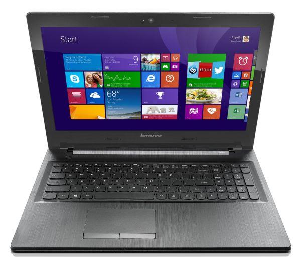 Lenovo G50 15.6-Inch Laptop (80E3005NUS) Black