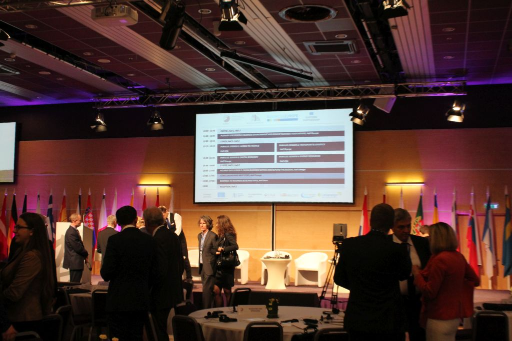 Eastern Partnership Business Forum