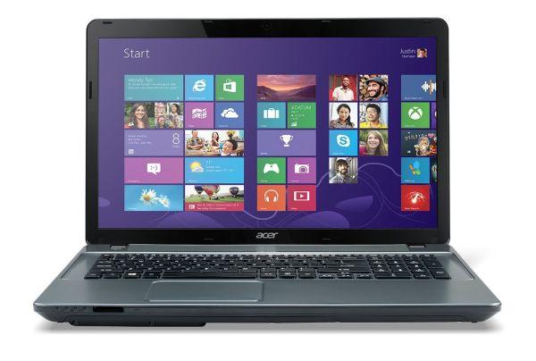 Acer Aspire E1-731-4656 17.3-Inch Laptop (2.4 GHz Intel Pentium Processor 2020M, 4GB DDR3, 500GB HDD, Windows 8) Steel Gray