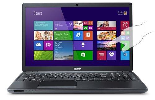 Acer Aspire E1-572P-6403 15.6-Inch Touchscreen Laptop (1.6GHz Intel Core i5-4200U Processor, 6GB DDR3L, 750GB HDD, Windows 8.1) Clarinet Black