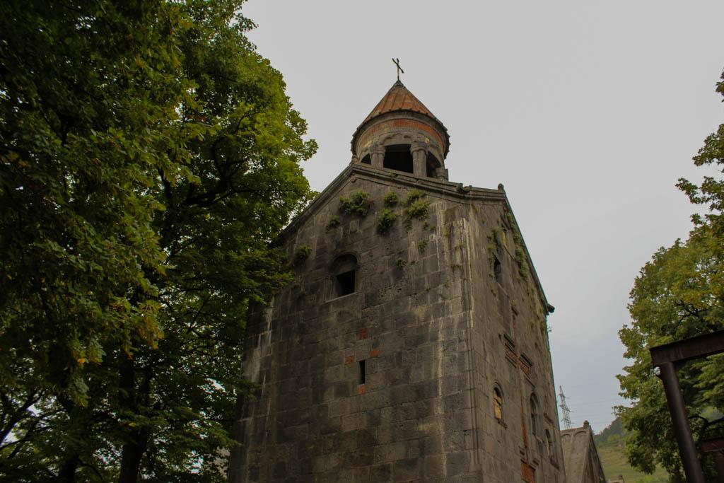 Sanahin monastery in Armenia