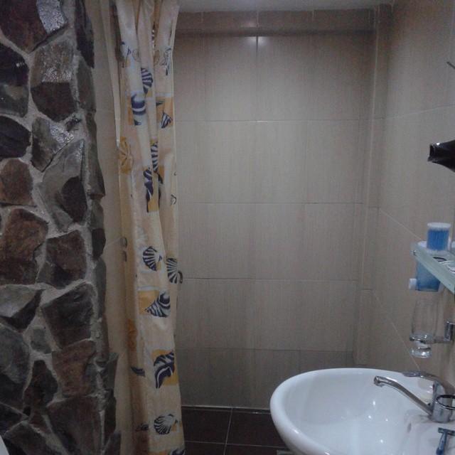 Bathroom at Villa Likani