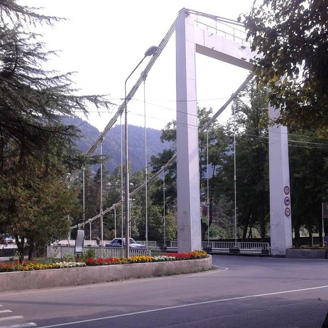 Borjomi Bridge