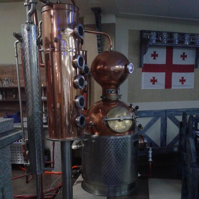 Dzveli Kalaki Restaurant Brewery