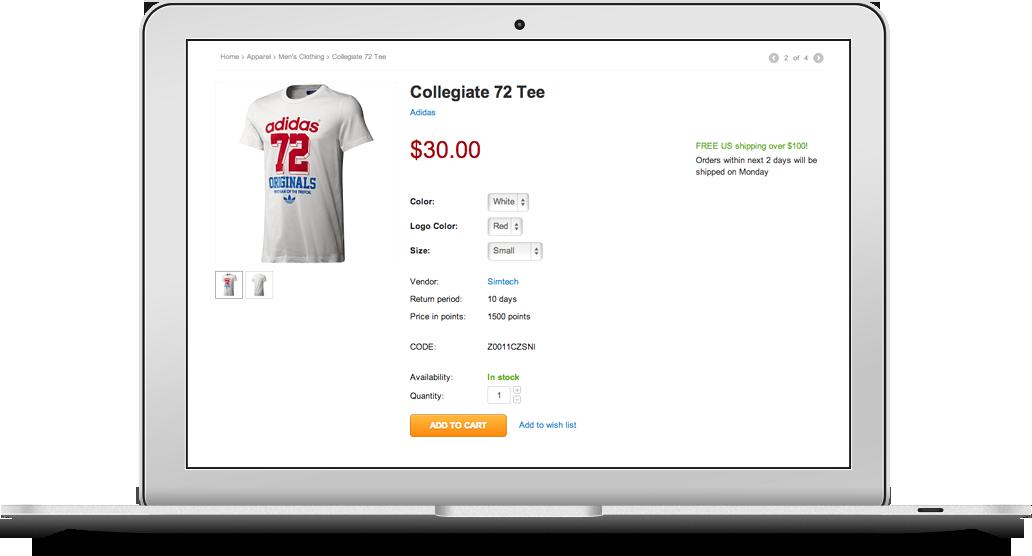 CS Cart Online Store
