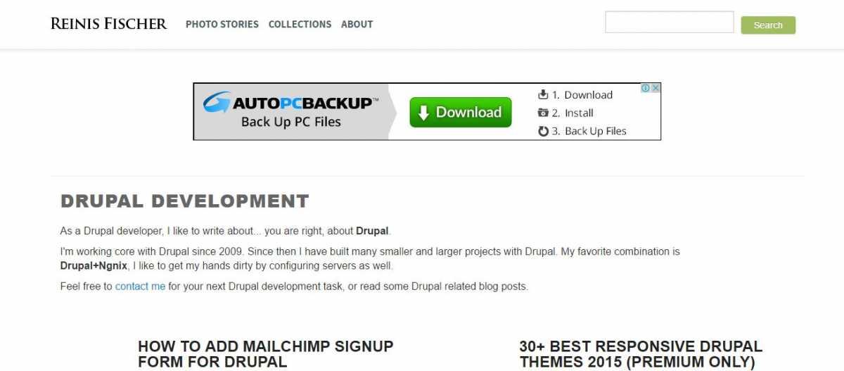 Google AdSense on Drupal Taxonomy pages