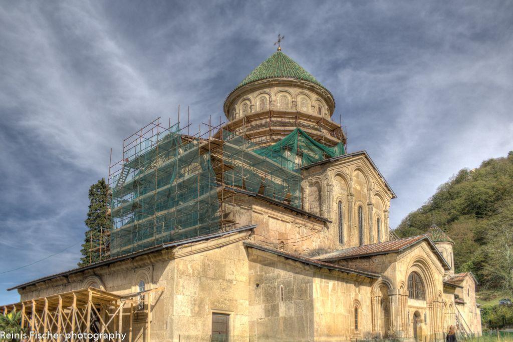 Gelati monastery near Kutaisi