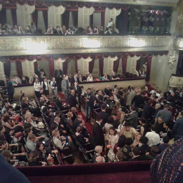 Rustaveli theater