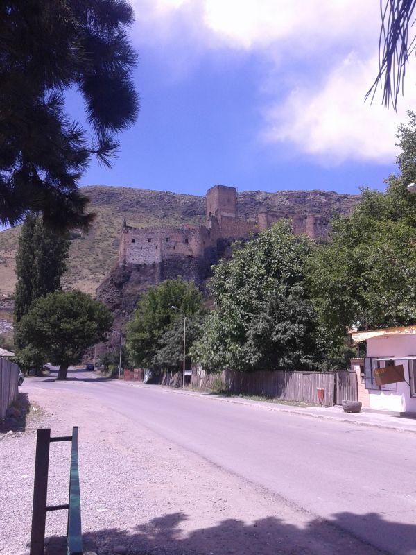 Khetvisi Fortress