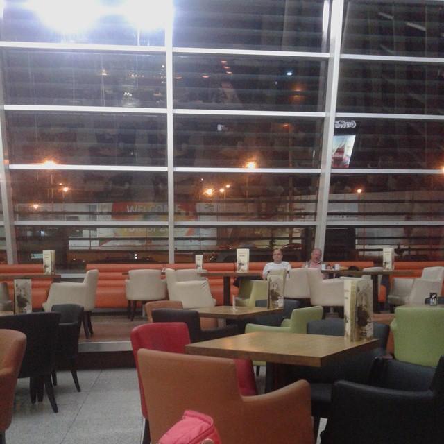 Indoor interior at Cafeteria