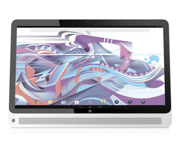 HP Slate 17-l010 All-in-One (Snow White ) (Android 4.4.2 Kit Kat)