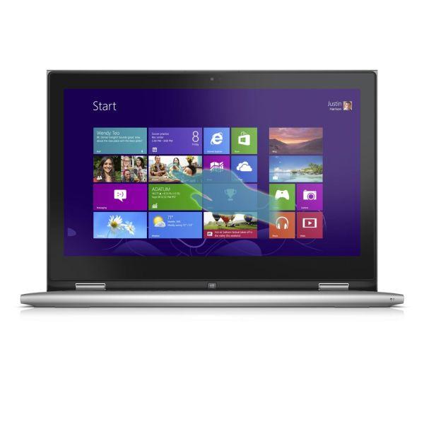 Dell Inspiron 13 7000 Series i7347-7550sLV 13-Inch Laptop (Silver)