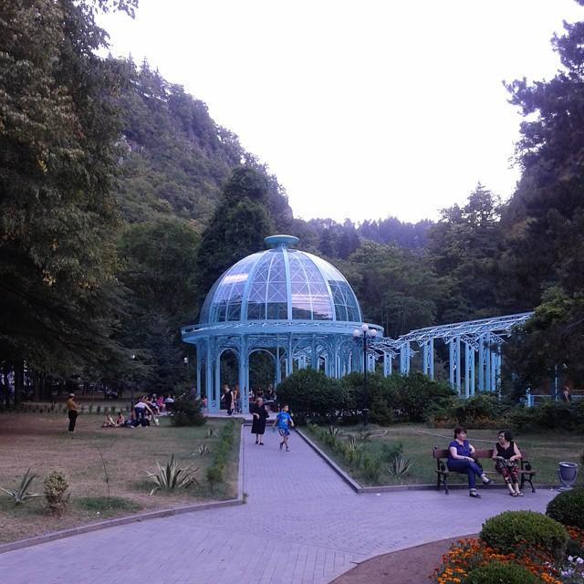 Mineral water Borjomi