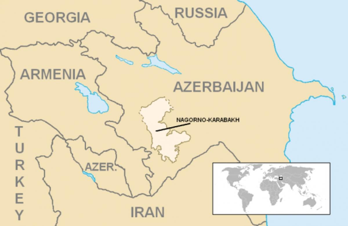 nagorno karabakh conflict The unresolved nagorno-karabakh conflict is still not one that the rest of the world can afford to ignore, writes thomas de waal of the carnegie endowment for international peace.