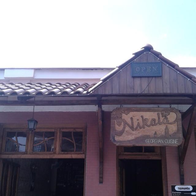 Nikala Restaurant Sighnaghi