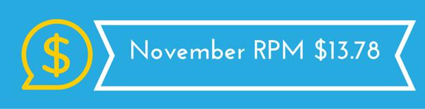 November RPM
