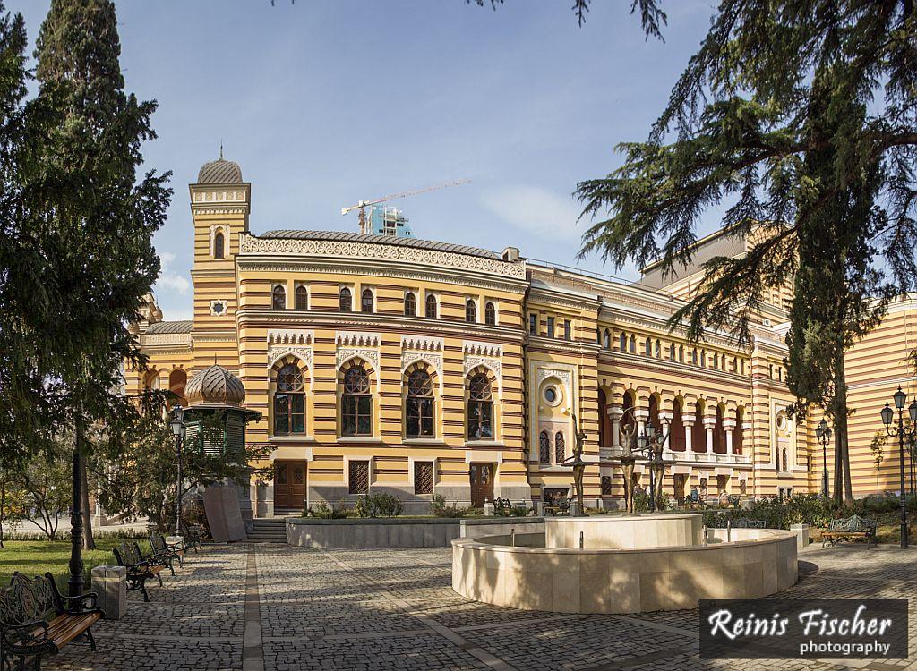 Opera's park