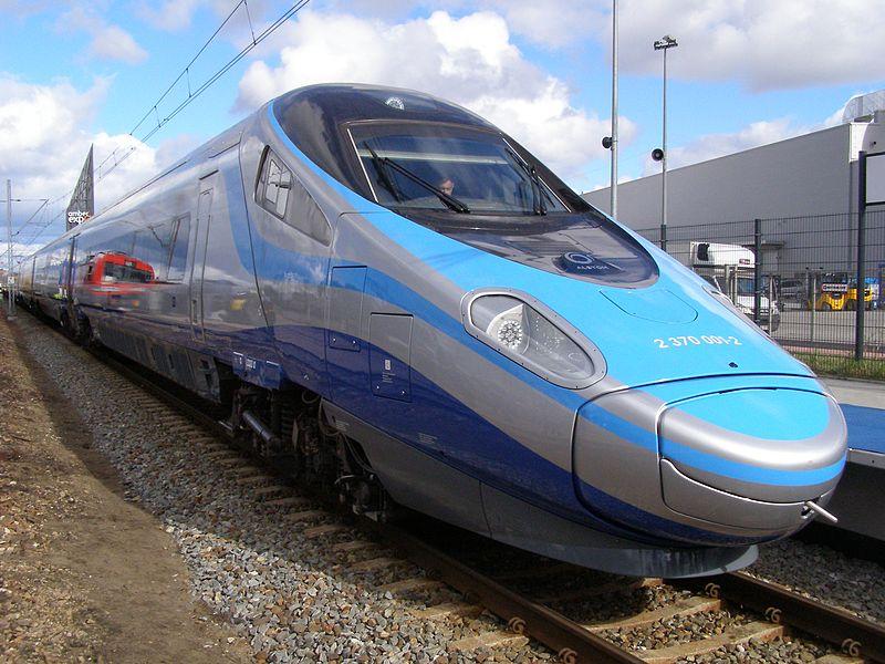 A PKP Intercity ED250 Pendolino