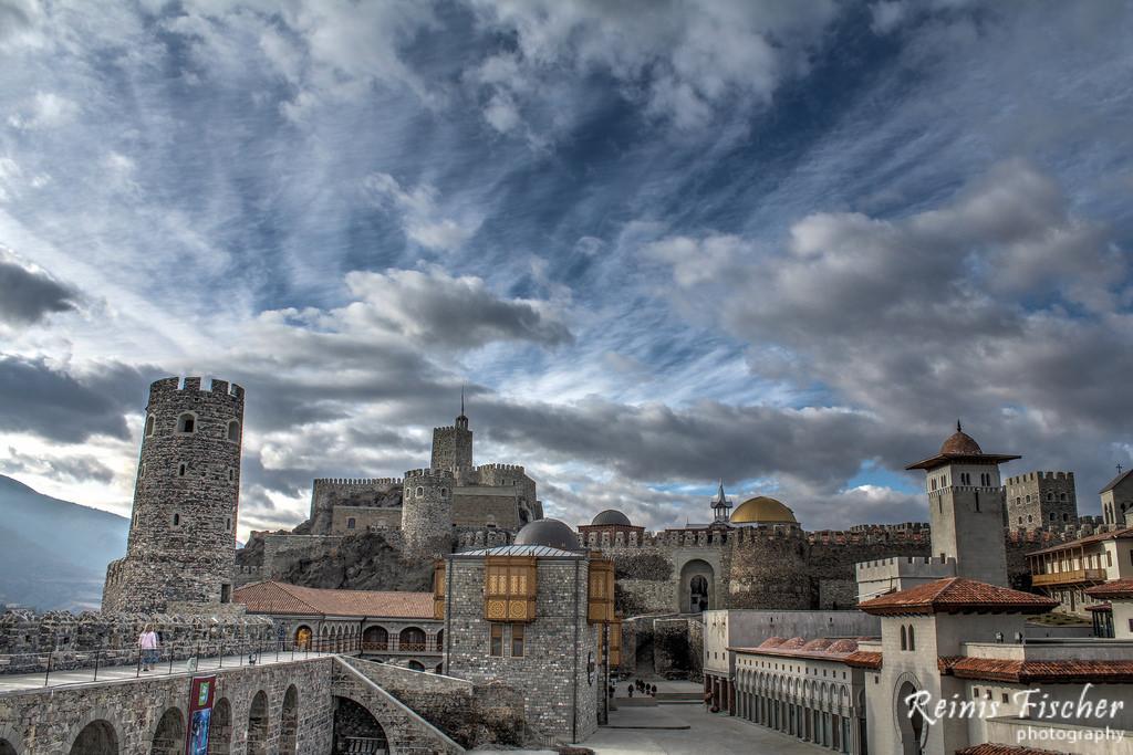 Day 93/365 - Rabati Fortress