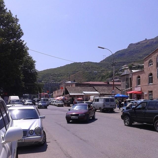 Armenian townlet