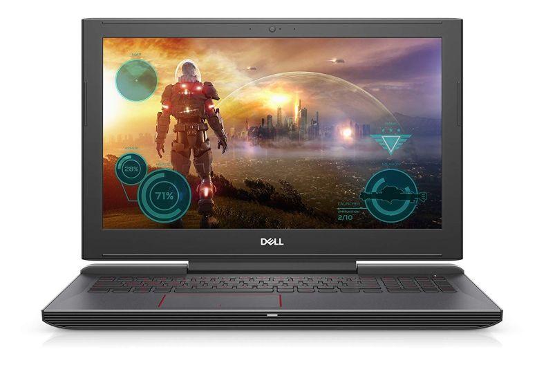 "Dell Gaming Laptop G5587-5859BLK-PUS G5 - 15.6"" LED Anti-Glare Display - 8th Gen Intel i5 Processor - 8GB Memory - 128GB SSD+1TB HDD - NVIDIA GeForce GTX 1060 6GB, Licorice"