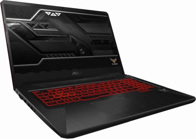 """ASUS TUF 17.3"""" FHD LED-Backlight Gaming Laptop 